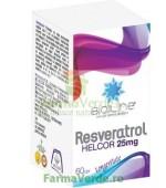Resveratrol (Antitumoral) 25 mg 60 comprimate ACHelcor
