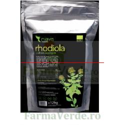 Rhodiola Pulbere Ecologica/Bio 125 gr Niavis