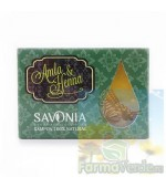 Sapun Amla si Henna Pentru Par Sanatos! 90 gr Savonia
