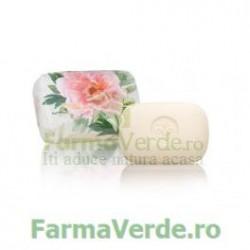 Sapun artizanal vegetal Bujor 200 gr I200 122 Cosmetica Verde