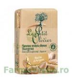 Sapun vegetal cu ulei de argan 250 gr FPO13 Le Petit Olivier Cosmetica Verde