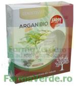 SET CADOU! Argan Bio Crema antirid riduri vizibile 45 ani+Lapte demachiant GRATIS! Gerocossen