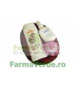 SET CADOU! Cos Hand&Body LILIAC Ingrijire Corporala Herbagen