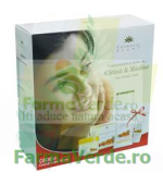 SET CADOU! crema cu catina de zi+lapte demachiant+crema maini Cosmetic Plant