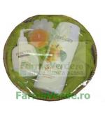 SET CADOU! Cos Portocala Hand&Body Herbagen