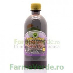 Sirop cu Extract de Coacaz-Negru si Zahar Invertit Hypericum