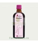 CELULINE Solutie hidroalcoolica Cellulita 200 ml Sublima DaciaPlant