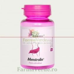 Menstrolin tulburari menstruale 60 cpr Dacia Plant