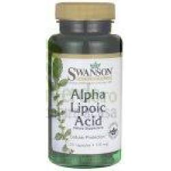 ACID ALPHA LIPOIC ACID 100 mg 120 capsule Swanson