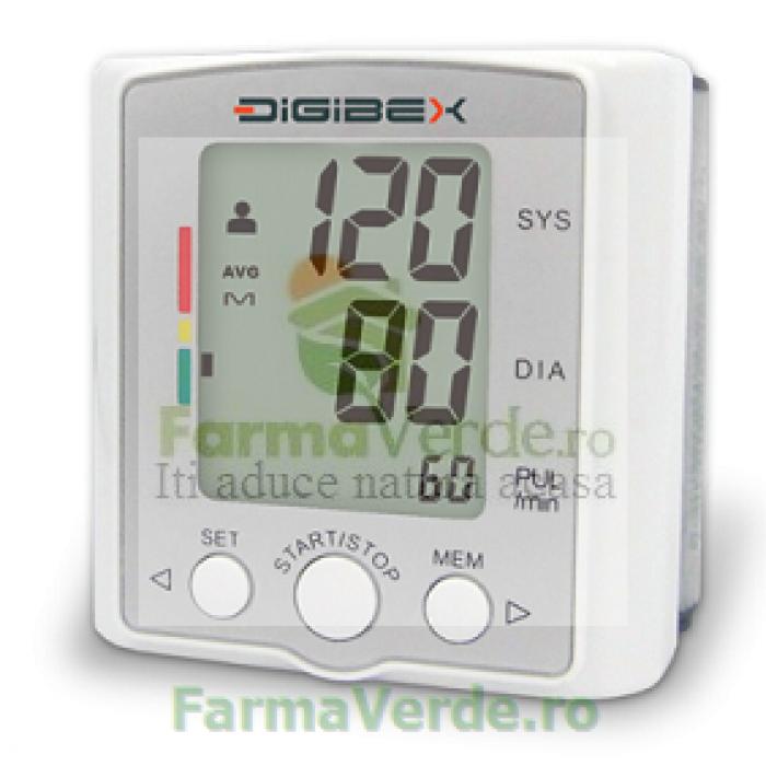 Tensiometru electronic portabil cu masurare la incheietura mainii DIGIBEX DB-21 Bioexpert