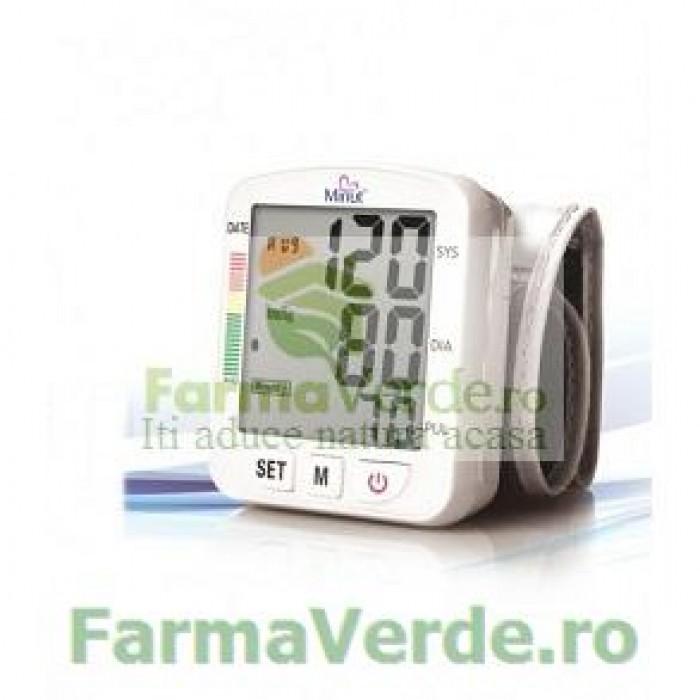 Tensiometru digital Minut pentru incheietura mainii FT-B13W Vision Trading