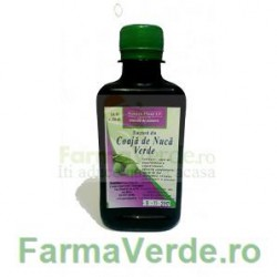 Tinctura din Coaja de Nuca Verde 200 ml Natura Plant IF