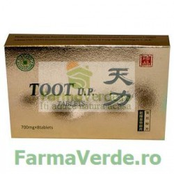 TOOT UP TianLi ULTRA POWER (FOST TIANLI ) ! Erectie Puternica! 700 mg 8 Tablete Sanye