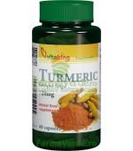 Turmeric Curcuma 720 mg 60 capsule Vitaking