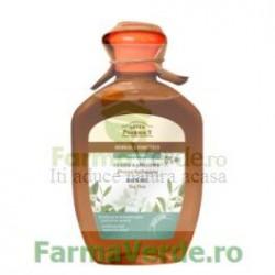 Ulei de baie cu ulei de arbore de ceai EP20 Green Pharmacy Cosmetica Verde