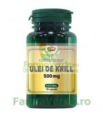 ULEI DE KRILL 500 mg 30 capsule CosmoPharm