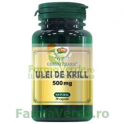 SUPERBA KRILL OIL 500 mg 30 capsule CosmoPharm