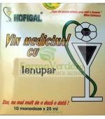 Vin medicinal cu Ienupar 10 monodoze x 50 ml Hofigal