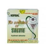 Vin medicinal cu Salvie 10 monodoze x 25 ml Hofigal