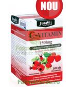 Vitamina C+Macese+Extract de Aacerola1500 mg 100 comprimate Jutavit Magnacum Med