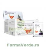 Vitamine si Minerale Forte 60 plicuri Alevia
