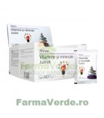 Vitamine și minerale Junior 60 plicuri Alevia