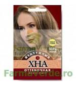 Vopsea vegetala HENNA BLOND PERLAT 25 gr FP18 Cosmetica Verde