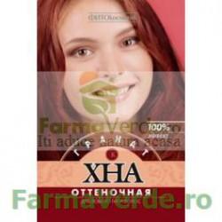 Vopsea vegetala HENNA GRANAT 25 gr FP17 Cosmetica Verde