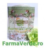 Ceai Bouquet White Magic 100 gr Cutie Metalica Basilur Tea