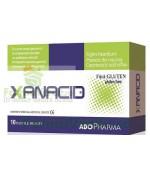 Xanacid Pastile de Supt pentru Arsuri Gastrice  10 comprimate Abo Pharma
