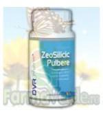 Zeosilicic pulbere Zeolit Natural 240 gr Dvr Pharm