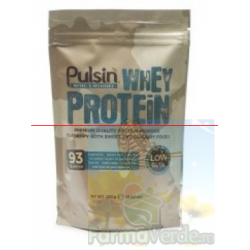 ZER IZOLAT (93% PROTEINE) Pudra Proteica Pulsin 250 gr Activ Pharma Star