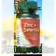Zinc + Seleniu+Vitamina C 60 capsule Dvr Pharm
