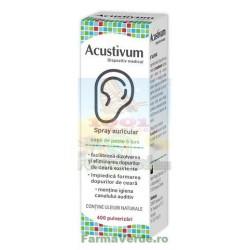 Acustivum Spray auricular 20 ml Zdrovit