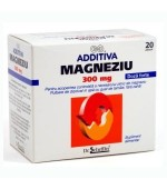 Additiva Magneziu 20 plicuri Dr. Scheffler