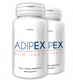 Adipex Slim Forte 60cps Adjuvant in cure de slabire British Pharma