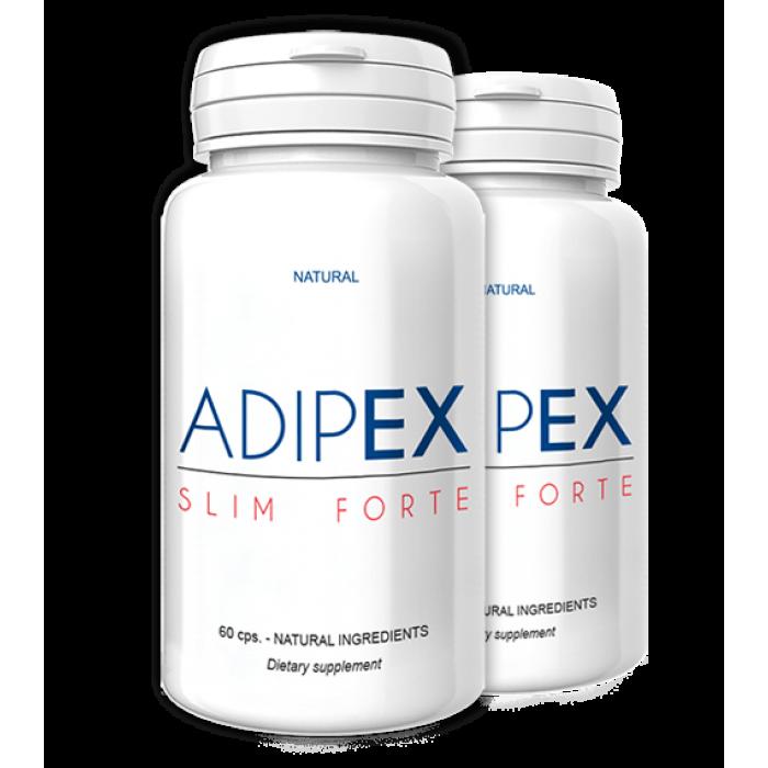 Adipex Slim Forte 60cps Adjuvant in cure de slabire British Pharma