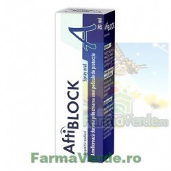 Aftiblock Spray Afte Bucale 20 ml Zdrovit