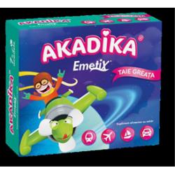 Akadika Emetix Acadele 7 bucati Fiterman Pharma