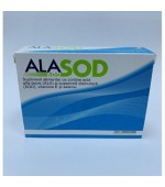 ALA SOD 600 acid alfa-lipoic 600 mg 20 tablete Alfa Wassermann