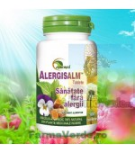 Alergisalm 100 Tablete Ayurmed Star International