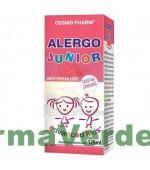 ALERGO JUNIOR Copii Sirop 125 ml Advanced Kids Cosmopharm