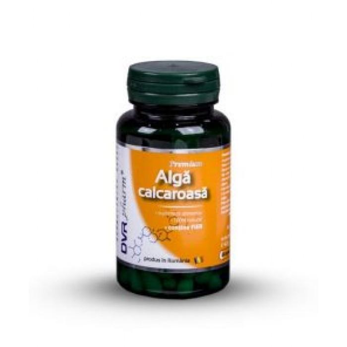 Alga calcaroasa Minerale 60 capsule Dvr Pharm