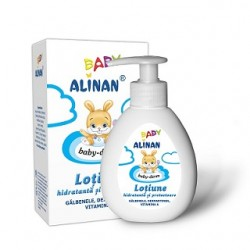 Alinan Baby Derm Lotiune hidratanta 250ml Fiterma Pharma