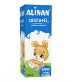 Alinan Calciu KIDS Sirop 150 ml Fiterman Pharma