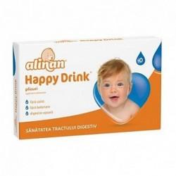 Alinan HAPPY DRINK 12 PLICURI Fiterman Pharma