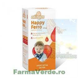 HappyFerro Sirop Anemie 100 ml Fiterman Pharma