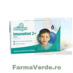Alinan Imunotus 2+ plicuri 10 plicuri copii Fiterman Pharma