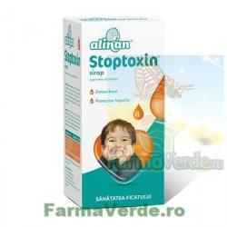 Alinan Stoptoxin Hepatoprotector natural Sirop 150 ml Fiterman Pharma