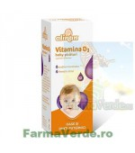 Alinan Vitamina D3 Picaturi 10 ml Fiterman Pharma